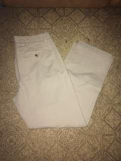 Van Heusen White pants