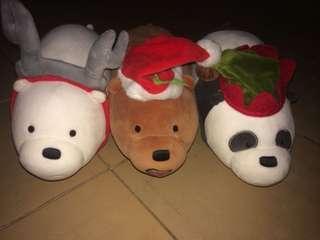 We Bare Bears Christmas Edition