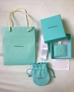 Tiffany & Co Elsa Peretti Diamonds by the Yard necklace