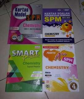 #APR10 SPM Chemistry Form 4 Form 5 Revision Exercise Workbook