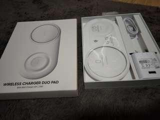 🚚 💕Original Wireless Charger Duo Pad with EarBug
