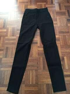 Black Skinny Legging