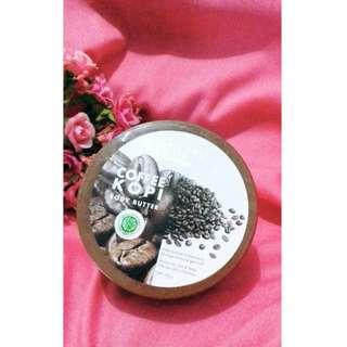 Mustika Ratu Body Butter - Coffee