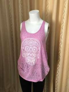 Tanktop Pink hnm