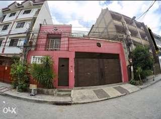 House and Lot for sale in Makati! (Commercial area)
