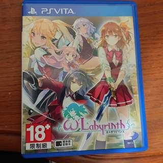 🚚 Ps vita Labyrinth 日文