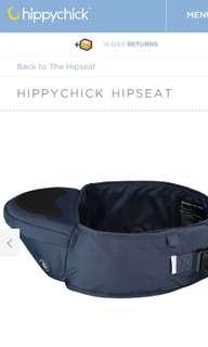 🚚 Baby carrier - hipseat