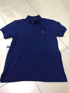 polo shirt merk polo size XL like new dongker