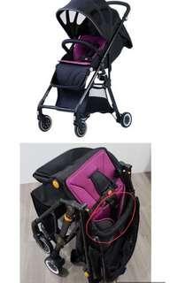 🚚 Bonbijou LEVI stroller (purple)