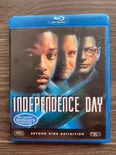 Blu Ray Movies : Independence Day