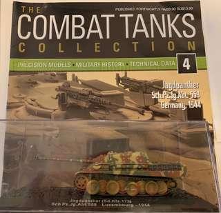 Deagostini Model Tanks - Jagdpanther (Sd.kfz.173)  Sch Pz.Jg.Abt.559  Luxembourg - 1944