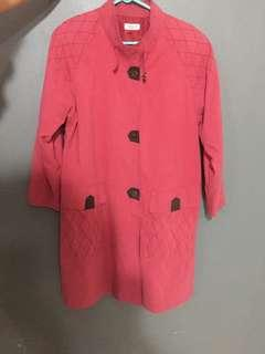 Coat blazer pink
