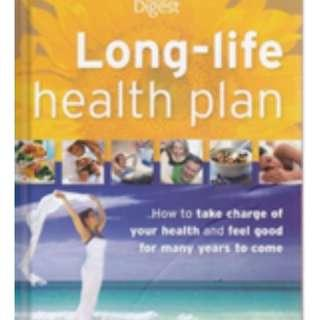 Brand New: Reader's Digest Long Life Health Plan