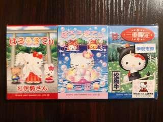 伊勢志摩🇯🇵三重限定 Hello Kitty Memo pad