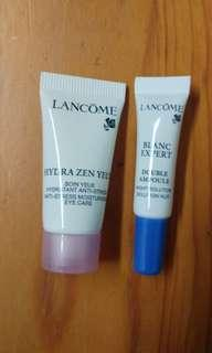 Lancome Sample(包郵)