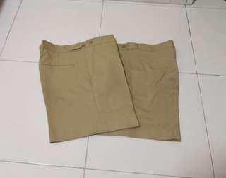 Hwa chong institution short pants (size:32)
