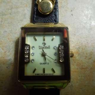 Slimstone Quartz Watch for Lady