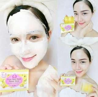 JELLYS PURE FACE MASK POWER SOAP 7 IN 1