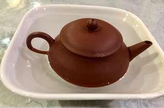 水上飘 Zisha Teapot
