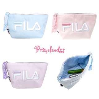 FILA化妝袋/筆袋