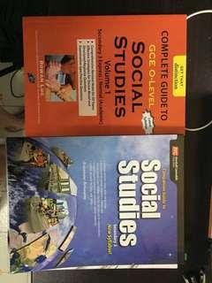 🚚 Social study reference book