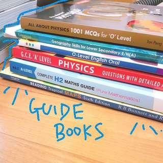 [O/A LEVEL] Guide/ assessment books !