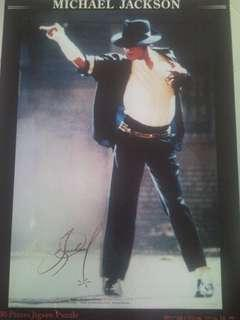 Michael Jackson 1000 pieces Puzzle (Gloss surface)