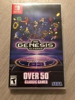 🚚 Nintendo Switch Sega Genesis Classic