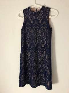 Very Elegant & Unique Lace Dress