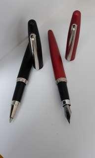 Sheffer  fountain pens& sain pen original