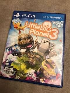 PS4 game little big planet 3