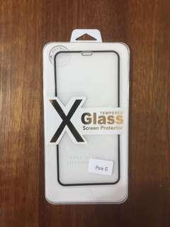 🚚 Tempered Glass Protector for iPhone X