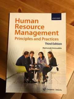 Human Resources Management ( Principles and Practises) 3rd Edition