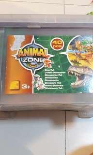 Dinosaur Tub