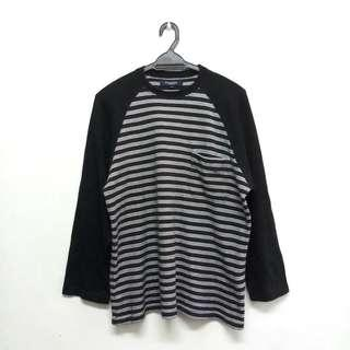 Burberry London Stripe Long Sleeve