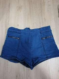 🚚 Denim Shorts (The Deluxe Short)