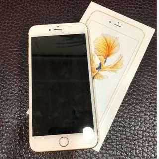 IOS 11 APPLE IPHONE 6S plus 32G 功能正常 台北面交