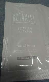 🚚 Botanist Damage care shampoo iris and freesia