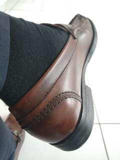 Original Salvatore Ferragamo Dress Shoes, Size 6 EEE