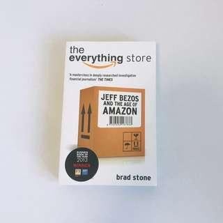 🚚 The Everything Store:Jeff Bezos and the Age of Amazon