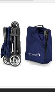 🚚 Cabin size baby jogger