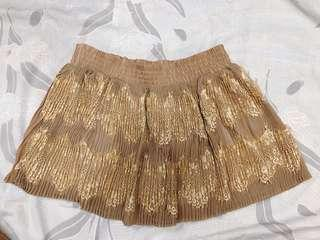 BN Pleated Skirt #makespaceforlove