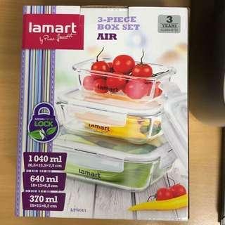Lamart 3 piece box set (small)