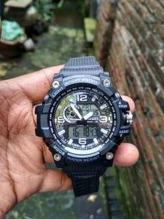 Jam tangan sport outdoor original