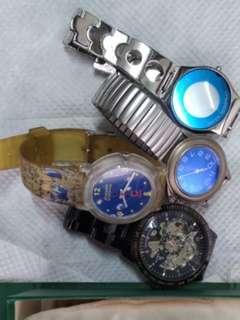 有代維修手錶4隻