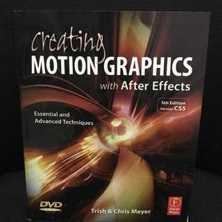 🚚 Creating motion graphics with after effects (5th edition)