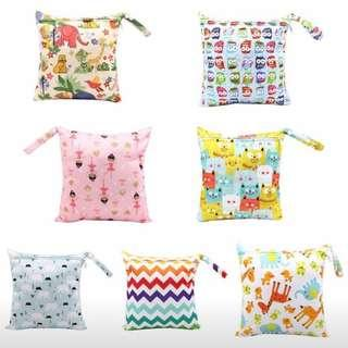 🚚 Wet bags for baby items