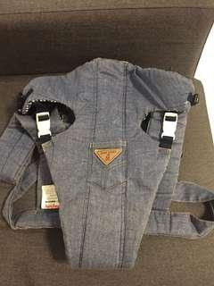 Simple soft baby carrier 輕便嬰兒100%純綿揹帶