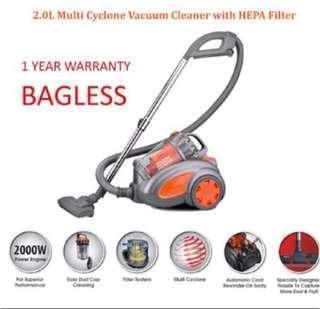 Europace vacuum cleaner