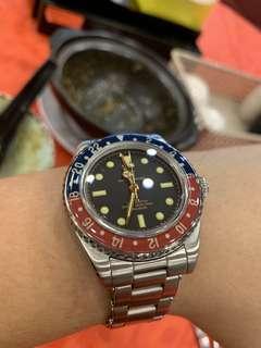 Vintage Design GMT